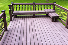 Deck and Structure Skirting