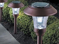 Garden Solar Lighting