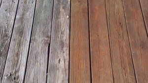 How to treat your deck