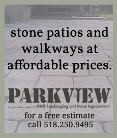 Parkview Landscaping Stone Patios and Walkways