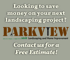 Parkview Landscaping Start a New Project
